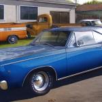 ' 68 Blue Dodge Coronet