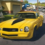 """Yellow Z28  