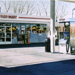 FOODMART | 6x16.25 |  WATERCOLOR | 2009