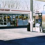 FOODMART | 6x16.25 |  WATERCOLOR | 2009